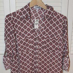 Express Tops - NWT Express Portofino Shirt